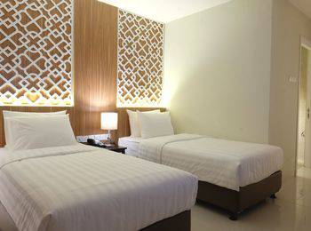 Astara Hotel Balikpapan - Superior Ocean View Regular Plan