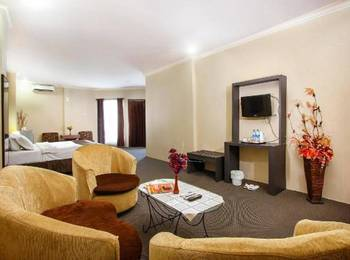 Grand Duta Hotel Palu - Family Room HOT PROMO !
