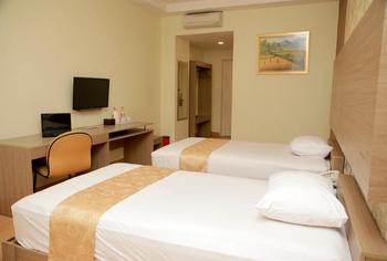 Muara Hotel and Mall Ternate Ternate - Standard Room Only Regular Plan