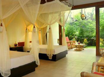 Putri Ayu Cottages Bali - Super Deluxe Room with breakfast Book early and save 50.0%