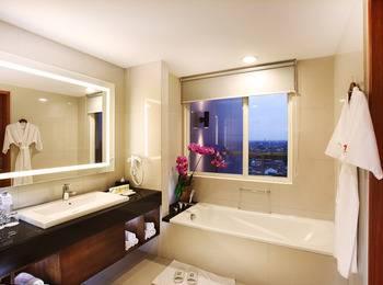 Swiss Belinn Manyar Surabaya - King Suite Tanpa Sarapan Weekend Deal - 15%