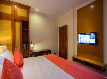 Astagina Resort Villa and Spa Bali - Deluxe Terrace Double Bed Last minute promo 30%