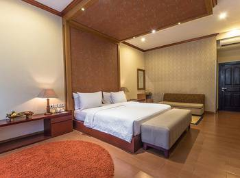 Natya Hotel Tanah Lot - DELUXE ROOM Last Minutes 32% OFF