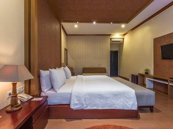 Natya Hotel Tanah Lot - DELUXE ROOM BREAKFAST Regular Plan