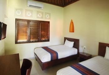 Puri Rinjani Bungalows Lombok - Superior Room Regular Plan