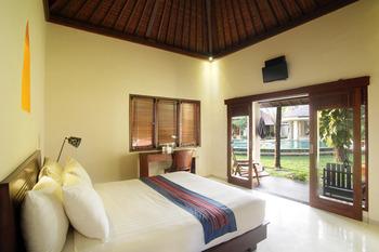 Puri Rinjani Bungalows Lombok - Deluxe Room Regular Plan