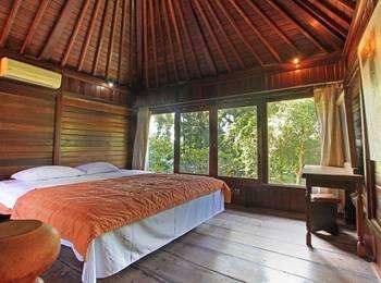 Abangan Bungalow Bali - Standard Room with AC Regular Plan