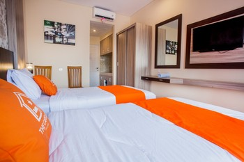 The Capella Guest House Bali - Twin Room with Balcony Regular Plan