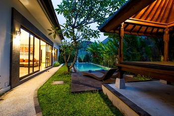 D' Sawah Villa Umalas Bali - Two Bedroom Villa with Private Pool Last Minute Deal