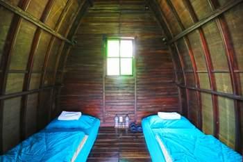 Hotel Villa Aries Biru Puncak - Stand Hut Breakfast OCTOPUSH