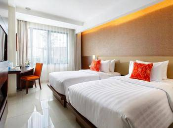 Santika Premiere Bintaro - Deluxe Room Twin Regular Plan