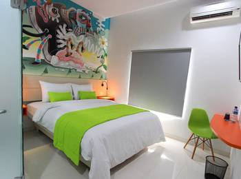 Fizz Hotel Lombok Lombok - Junior Double Room Only Regular Plan