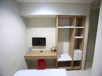 RedDoorz @Karet Pedurenan Jakarta - Reddoorz Room Special Promo Gajian
