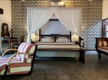 D Omah Hotel Yogjakarta - Deluxe Heritage Regular Plan