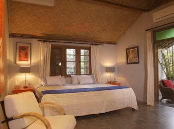 D Omah Hotel Yogjakarta - Deluxe Garden Spa Regular Plan
