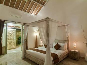 Citrus Tree Villas - La Playa Bali - 3 Bedroom Villa with Private Pool Regular Plan