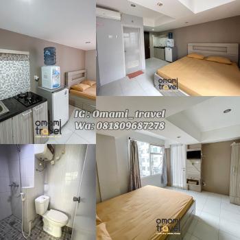 The Jarrdin Apartemen by Omami Bandung - Luxury Studio  Regular Plan