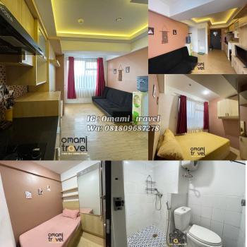 The Jarrdin Apartemen by Omami Bandung - Familly 2 Bedroom Regular Plan