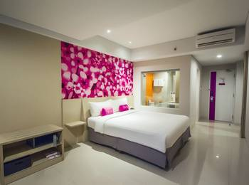 Fave Hotel Balikpapan - Standard Room Only Regular Plan