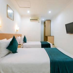 Mariani International Hotel   - Deluxe Twin With Breakfast Regular Plan