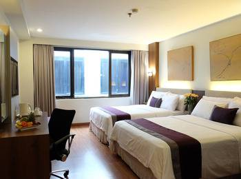 Cemara Hotel Jakarta - Junior Suite Family with Breakfast Regular Plan
