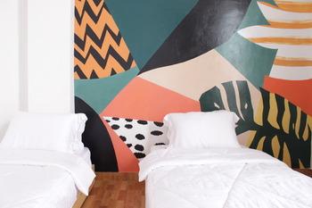 Hotel Kupu Kupu Bandung - Standard Twin Room 35% Promotion - Non Ref