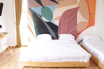 Hotel Kupu Kupu Lembang - Family Room Refundable 35% Promotion