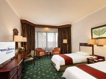 Prime Plaza Hotel Purwakarta - Deluxe Room Only Regular Plan