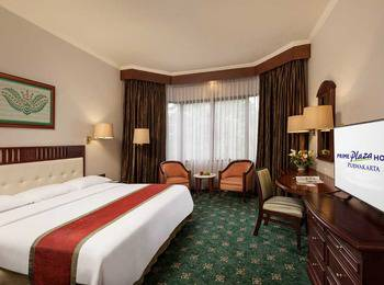 Prime Plaza Hotel Purwakarta - Deluxe Room with Breakfast Special Deals