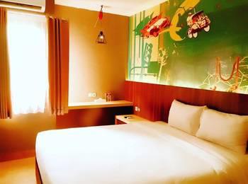 Meotel Purwokerto by DAFAM Purwokerto - Smart Room Only Regular Plan