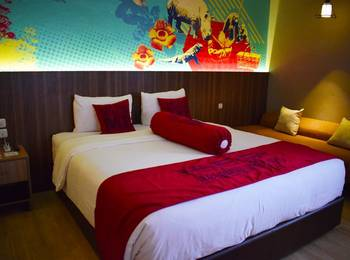 Meotel Purwokerto - Family Room Only Regular Plan
