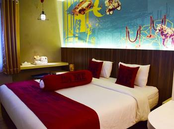 Meotel Purwokerto - Smart Room Only Regular Plan