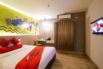 Meotel Purwokerto - Smart Double Room Only Regular Plan