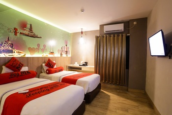 Meotel Purwokerto - Smart Twin Room Only Regular Plan