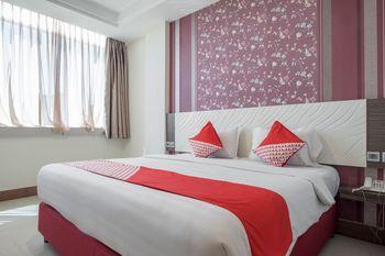 OYO 1301 Hotel Grand Citra Makassar - Deluxe Double Room Regular Plan