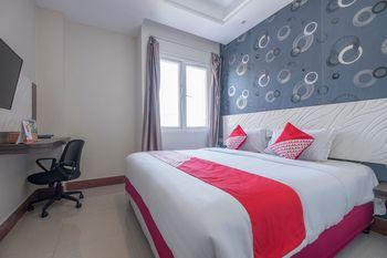 OYO 1301 Hotel Grand Citra Makassar - Standard Double Room Regular Plan