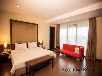 Grage Sangkan Hotel Spa Kuningan - Executive Room Regular Plan
