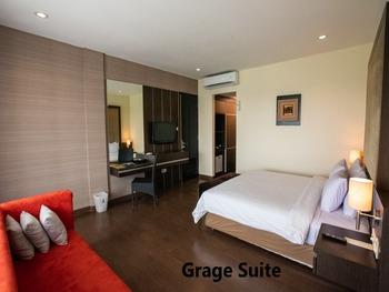 Grage Sangkan Hotel Spa Kuningan - Grage Suite Room Regular Plan