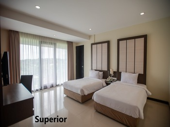 Grage Sangkan Hotel Spa Kuningan - Superior Room Regular Plan