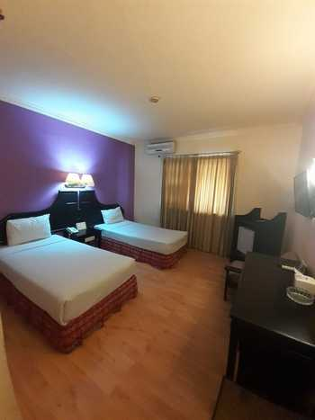 Hotel Grand Mentari Banjarmasin - Standard Twin Room Only Regular Plan