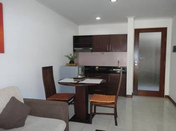 Sekuta Condo Suites Bali - 1 Bedroom Standard Regular Plan