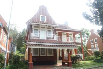 Villa Sofia Kota Bunga Puncak Cianjur - Villa R8.19 (4 Bedroom) Regular Plan