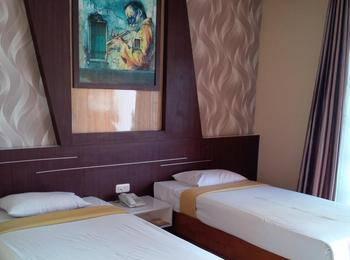 Kartika Abadi Hotel Madiun - Standard Twin Regular Plan