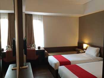 @HOM Premiere Timoho Yogyakarta - Deluxe Room Only Basic Deal 5%
