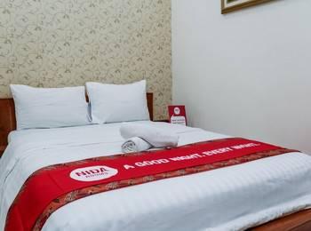 NIDA Rooms Sukajadi Bandung Railway Station Cibogo - Double Room Double Occupancy Special Promo