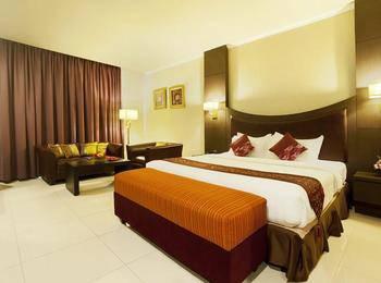 Grand Paragon Jakarta - Executive Junior Suite Regular Plan