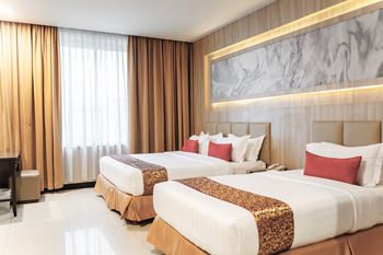 Grand Paragon Jakarta - Grand Twin Regular Plan