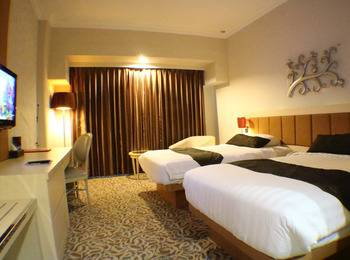 Verwood Hotel and Serviced Residence Surabaya - Deluxe Room Regular Plan