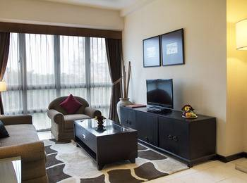 Verwood Hotel and Serviced Residence Surabaya - Apartment 2 Bedroom Executive Save