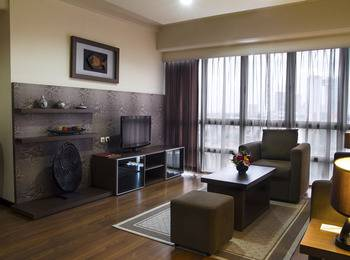 Verwood Hotel and Serviced Residence Surabaya - Apartment 1 Bedroom Deluxe Suite Regular Plan